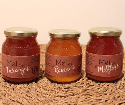 Les nostres varietats de mel